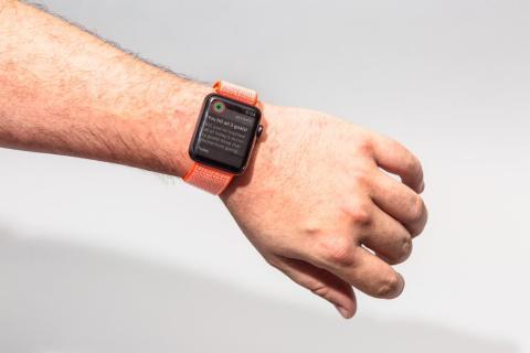 El Apple Watch es un dispositivo aparentemente potente.