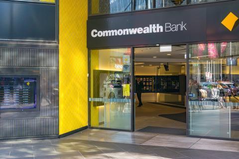 Banco en Australia