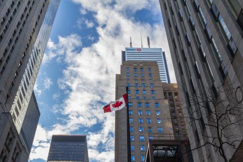 Sede del Banco de Montreal en Toronto