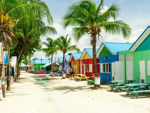 T14. Barbados