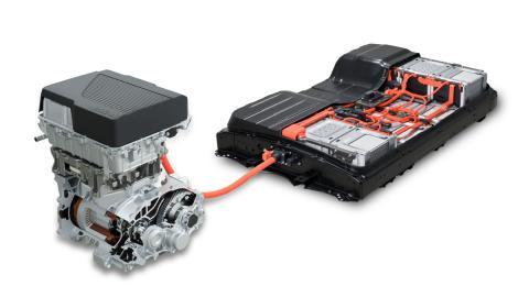 Las baterías de 62 kWh de capacidad del Nissan Leaf