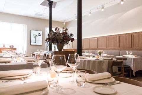 Cañadío, restaurante