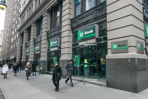 Cajeros en Nueva York