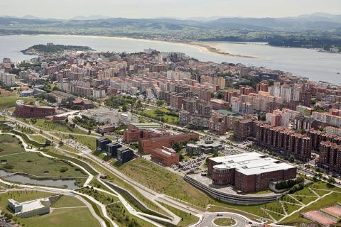 Campus Universidad de Cantabria