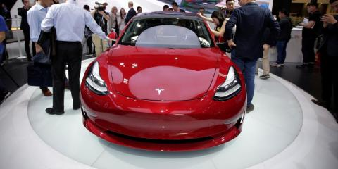 China is reportedly blocking the sale of Tesla's Model 3 after customs officials found 'irregularities'