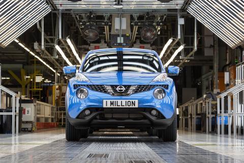 El Nissan Juke y el Qashqai serán más caros tras el Brexit.
