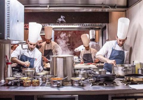 Cocineros de Coque
