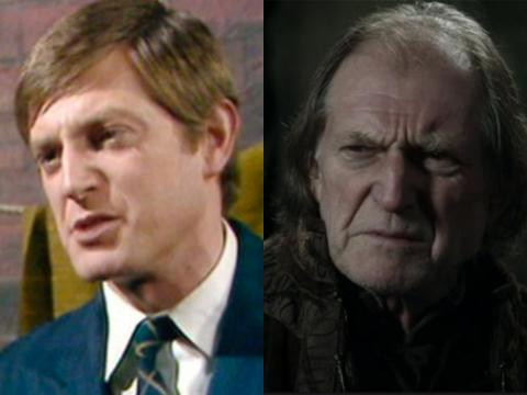 David Bradley is great at playing the creepy Walder Frey, but the 76-year-old has been acting since the '70s.