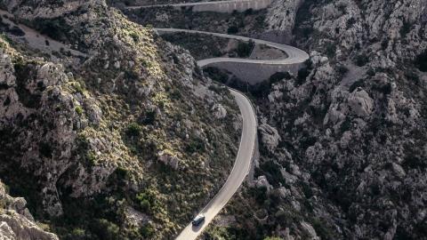 Desafíos Audi Q8. Contrarreloj contra la noche