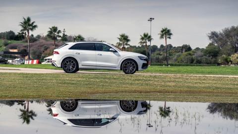 Desafíos Audi Q8. Carrera a la inversa