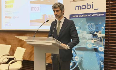 Director General de Innovación y Promoción de la ciudad del Ayuntamiento de Madrid, Juan Manuel Garrido