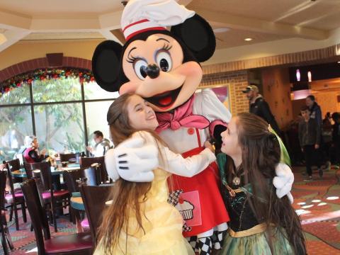 ¿Quién no adora a Minnie Mouse?