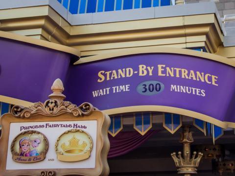 300 minutos para conocer a una princesa.