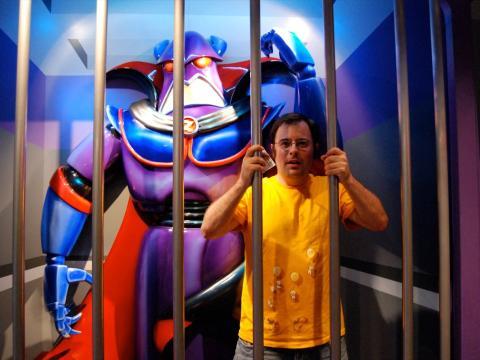 La verdadera cárcel de Disney probablemente sea menos divertida.