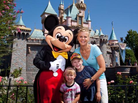 Mickey Mouse es un clásico obligado.