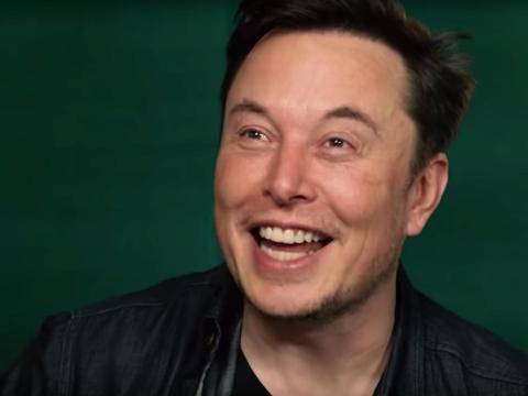 Elon Musk is a prolific tweeter.
