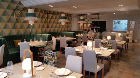 España, restaurante