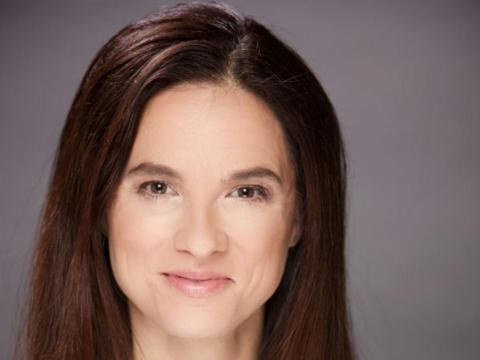 February 2019: Facebook's top communications executive, Caryn Marooney.