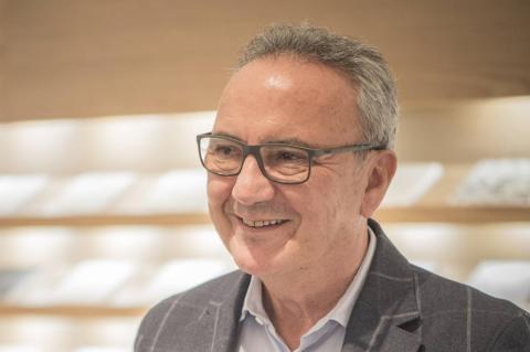 Francisco Martínez Cosentino-Justo, presidente del consejo de administración del Grupo Cosentino