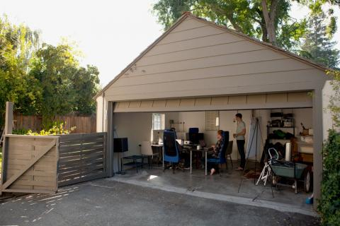 garaje Google