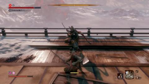 Genichiro es uno de los muchos antagonistas de 'Sekiro: Shadows Die Twice'