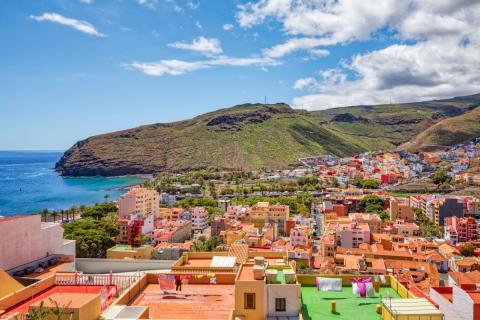 San Sebastián de la Gomera (Canarias)