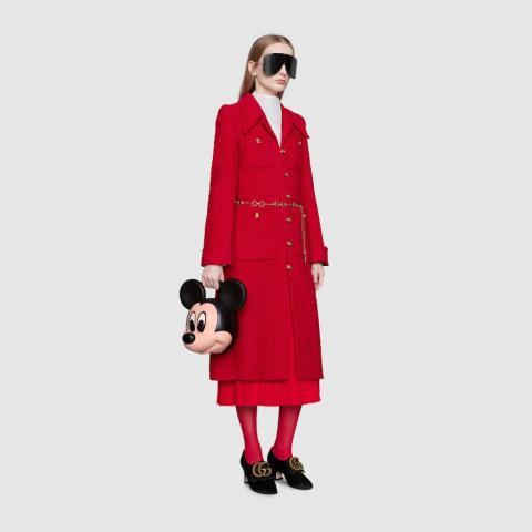 El bolso de Mickey Mouse impreso en 3D de Gucci.