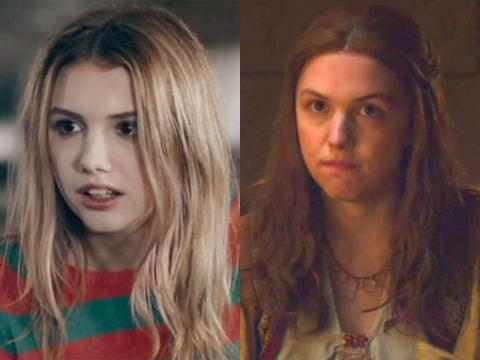"Hannah Murray plays Gilly now, but her first role ever was on ""Skins."""