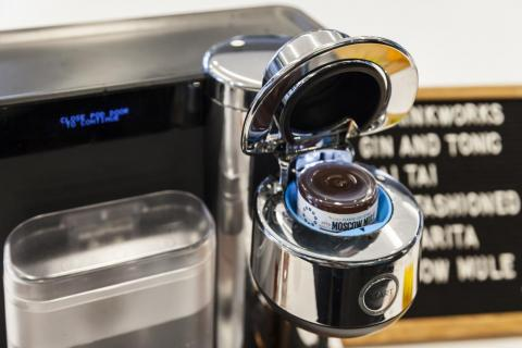 However, Toothman says at least some home entertainers are seeking a gadget that churns out different cocktails for guests. After they buy the machine, Drinkworks has noticed many start using it regularly for their everyday,