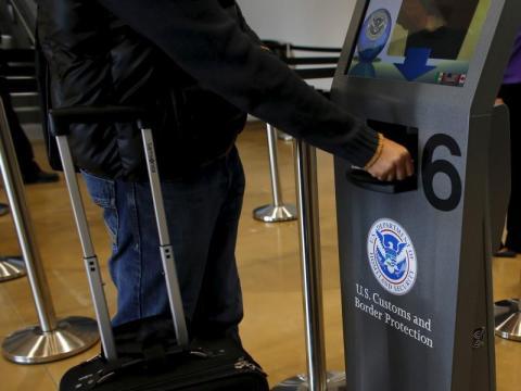Immigration and customs inspectors