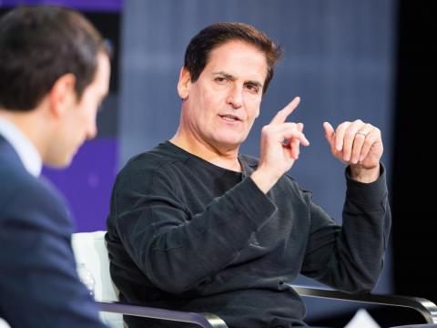 Investor Mark Cuban said in 2014 his breakfast consists of a cup of coffee and two cookies from a company called Alyssa's Cookies.<br>These cookies are high protein, high fiber, and low carb.