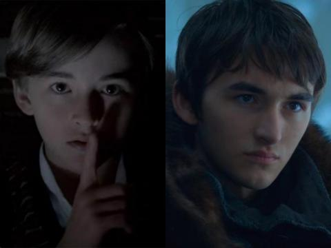 "Isaac Hempstead Wright made his film debut in ""The Awakening"" the same year he began playing Bran Stark."