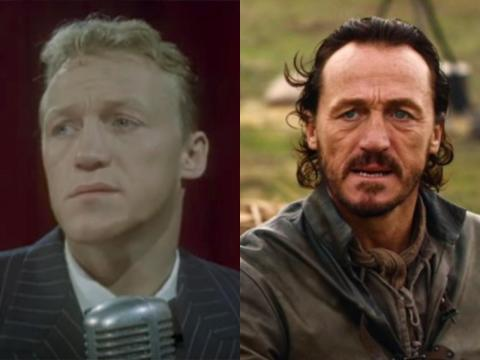 "Jerome Flynn is hilarious as Bronn, but in the '90s, he was part of a music duo with his co-star from ""Soldier Soldier."""