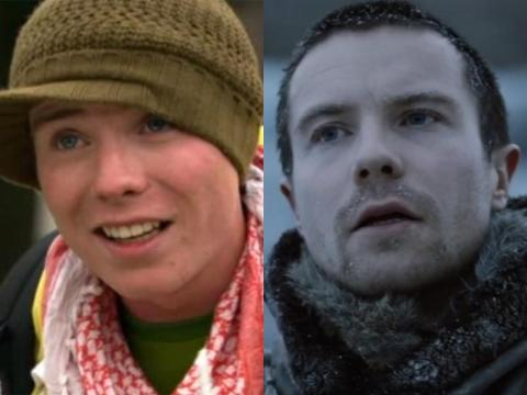 "Joe Dempsie, who recently returned as Gendry to the series, was also on ""Skins."""
