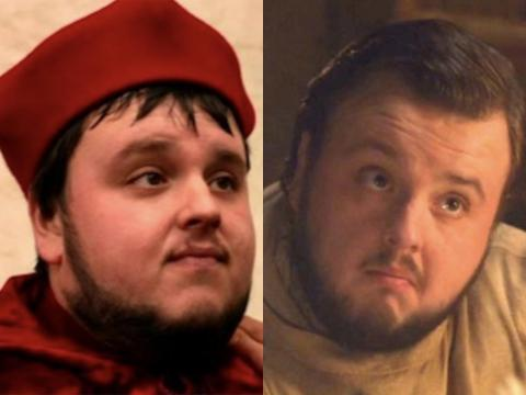"John Bradley made his on-screen debut on ""Borgia,"" the same year he joined ""Game of Thrones"" as Samwell Tarly."