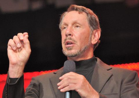 Larry Ellison, fundador de Oracle