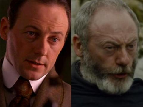 "Liam Cunningham is fan-favorite Davos Seaworth, but the 57-year-old began acting in the '90s in projects like ""A Little Princess."""