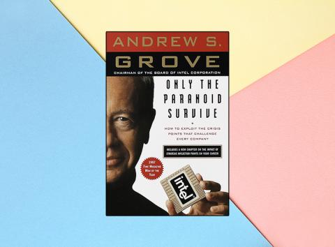 Libro Andrew Grove