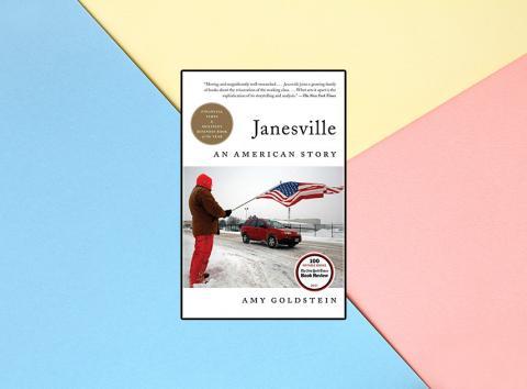 'Janesville' de Amy Goldstein
