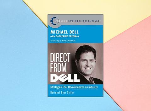 Libro de Michael Dell