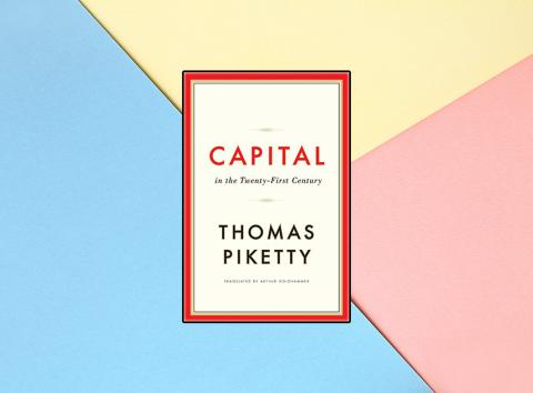 'El capital en el siglo XXI' de Thomas Piketty