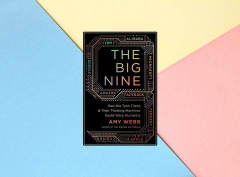 'The Big Nine' de Amy Webb
