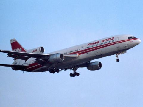... the Lockheed L-1011 Tristar, and...
