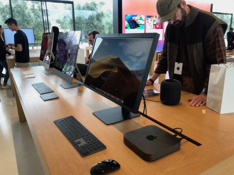 Macs Apple Park