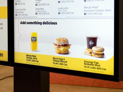 McDonald's está creciendo en los McAuto.