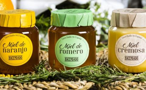 Miel de Mercadona