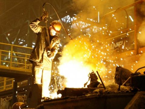 10. Iron and steel mills and steel product manufacturing had an 11% decline in employment between 2013 and 2018. 88.2% of workers in the industry in 2018 were men.