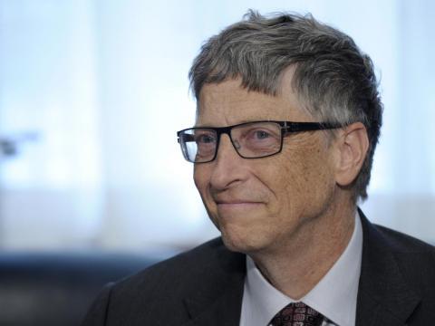 "Microsoft cofounder Bill Gates has said his private jet is his ""guilty pleasure"" and his ""big splurge."""