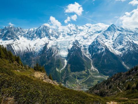 Mont Blanc — Chamonix, France