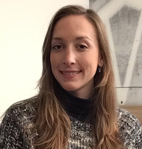 Lucía Gorjón, doctora en Economía y miembro de ISEAK
